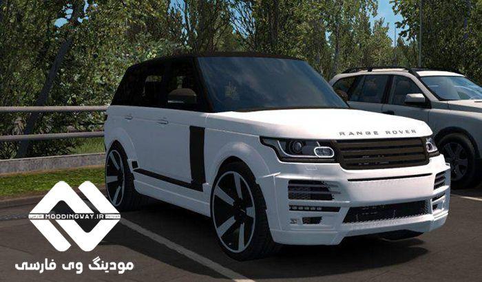 ماشین Range Rover Startech