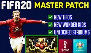 دانلود پچ Master Patch 1 برای FIFA 20 توسط Beta 10