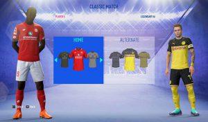 کیت پک بوندسلیگا آلمان 2019/2020 برای FIFA 19
