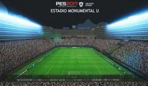 دانلود استادیوم Estadio Monumental U برای PES 2017