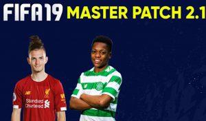 دانلود Master Patch V2.1 برای FIFA 19 توسط Beta 10