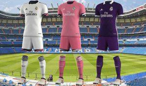 کیت پک رئال مادرید برای PES 2020 توسط EPX76