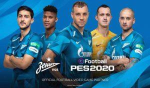 دانلود دیتاپک 3.00 برای efootball PES 2020 نسخه PC