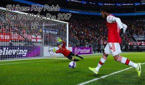 گیم پلی SH V2 برای PES 2017 توسط Shamohammadi