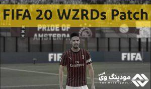 دانلود پچ WZRDs Patch برای FIFA 20 – ورژن 1