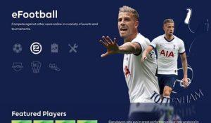 مود منو گرافیک Tottenham برای PES 2020 توسط Hawke
