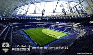 دانلود استادیوم Tottenham برای PES 2020 توسط lohan258