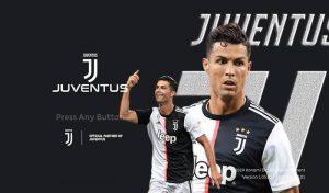 مود منو گرافیک Juventus برای PES 2020 توسط Hawke