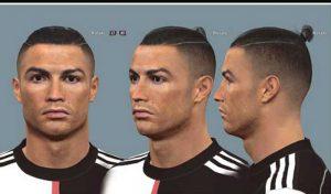 فیس Cristiano Ronaldo v16 برای PES 2017 توسط benHUSSAM
