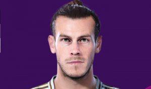 فیس Gareth Bale برای PES 2020 توسط So PES