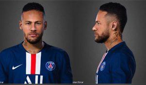 فیس Neymar برای PES 2020 توسط Lucas