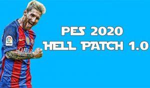دانلود پچ Hell Patch 1.0 برای PES 2020 کم حجم