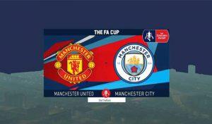 اسکوربورد FA CUP فصل 2020 برای PES 2017