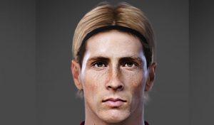 فیس Fernando Torres برای PES 2020 توسط WhoamI
