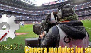 ماد دوربین Camera modules 2.1 برای PES 2020 مخصوص Sider