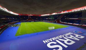 استادیوم Parc des Princes برای PES 2020 توسط TTB