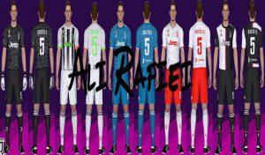 دانلود کیت Juventus برای PES 2017 توسط Ali Rafiei