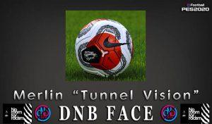 دانلود توپ Merlin Tunnel Vision برای PES 2020 توسط DNB