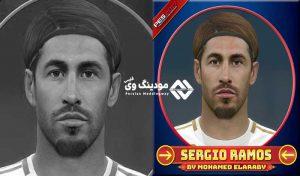فیس جدید Sergio Ramos برای PES 2017 توسط M.Elaraby