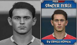 فیس Sander Berge