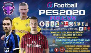 آپشن فایل Emerson Pereira V5 برای PES 2020 PS4 – بهترین آپشن فایل PS4