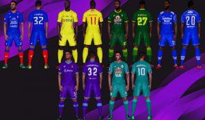 دانلود کیت Liga 1 Indonesia برای PES 2017