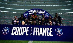 مود گیت و سکو قهرمانی Coupe de France برای PES 2017