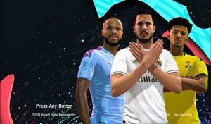 مود گرافیک پک FIFA 20 برای PES 2017 توسط SHSDF