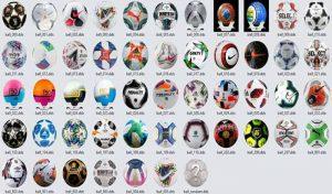 دانلود پک توپ جدید 2020 برای PES 2017 توسط Akim Kemhil