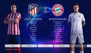 فونت Champions League Fit برای PES 2020 توسط KTGR
