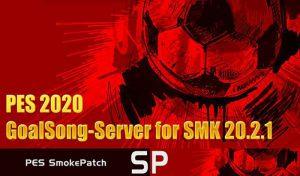 پک موزیک پس از گل مخصوص SMK 20.2.3 برای PES 2020