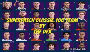 آپشن Classic برای PES 2020 توسط The dex – نسخه PS4
