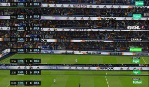 دانلود اسکوربورد تلوزیونی لیگ اسپانیا برای PES 2020 توسط guorfan
