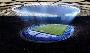 استادیوم Olympiastadion برای PES 2020 توسط Ttb