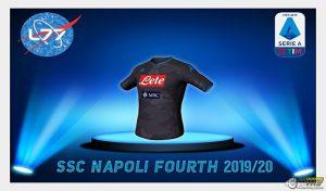 دانلود کیت SSC Napoli برای FIFA 16 ( فصل 2019/20 )