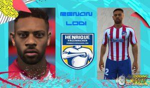 فیس Renan Lodi برای FIFA 14 توسط HenriqueMota