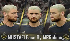 فیس Mustafi برای FIFA 20 توسط MRRahimi