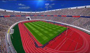استادیوم آزادی برای PES 2017 توسط Latinpesedit
