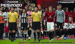 پچ کلاسیک پک Abdulaziz's Legends برای PES 2020 آپدیت 6 اضافه شد