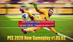 گیم پلی جدید v1.05.02 برای PES 2020 توسط JostikeGames