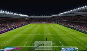 استادیوم Riverside برای PES 2020 توسط Alexfreen