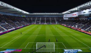 استادیوم Ricoh Arena برای PES 2020 توسط Alexfreen