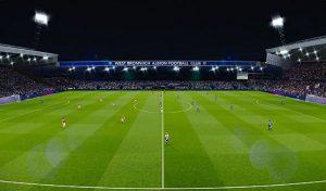 استادیوم The Hawthorns برای PES 2020 توسط Alexfreen