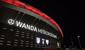 استادیوم Wanda Metropolitano برای PES 2020