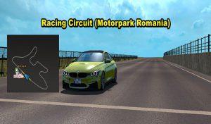 ماشین RACING CIRCUIT برای یورو تراک 2 توسط TRAIAN
