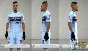 فیس Éverton برای FIFA 14 توسط Alexian
