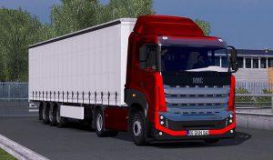 کامیون BMC TUGRA 1.37 برای یورو تراک 2 توسط Gökhan Demirhan