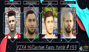 فیس پک تبدیلی FIFA 20 برای FIFA 15 توسط sardarzain