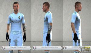 فیس Kroos Toni برای FIFA 14 توسط Alexian