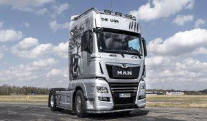 صداV7 1.37 کامیون من تی جی REAL D38 برای Euro Truck 2